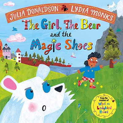 The Girl, the Bear and the Magic Shoes - Jacket
