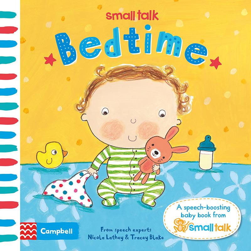 Small Talk: Bedtime - Jacket