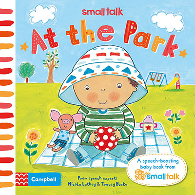Small Talk: At the Park - Jacket