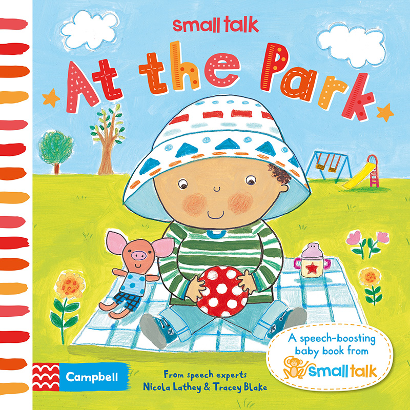Small Talk: At the Park - Jacket