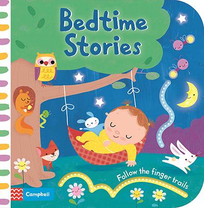 Bedtime Stories - Jacket