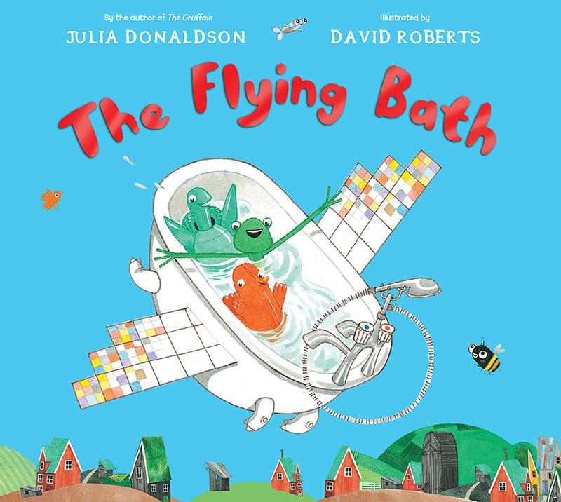The Flying Bath - Jacket