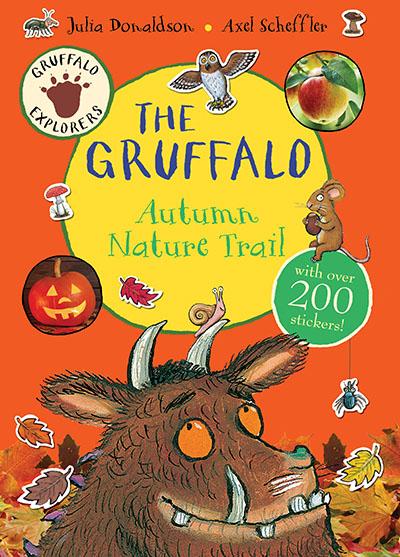 Gruffalo Explorers: The Gruffalo Autumn Nature Trail - Jacket