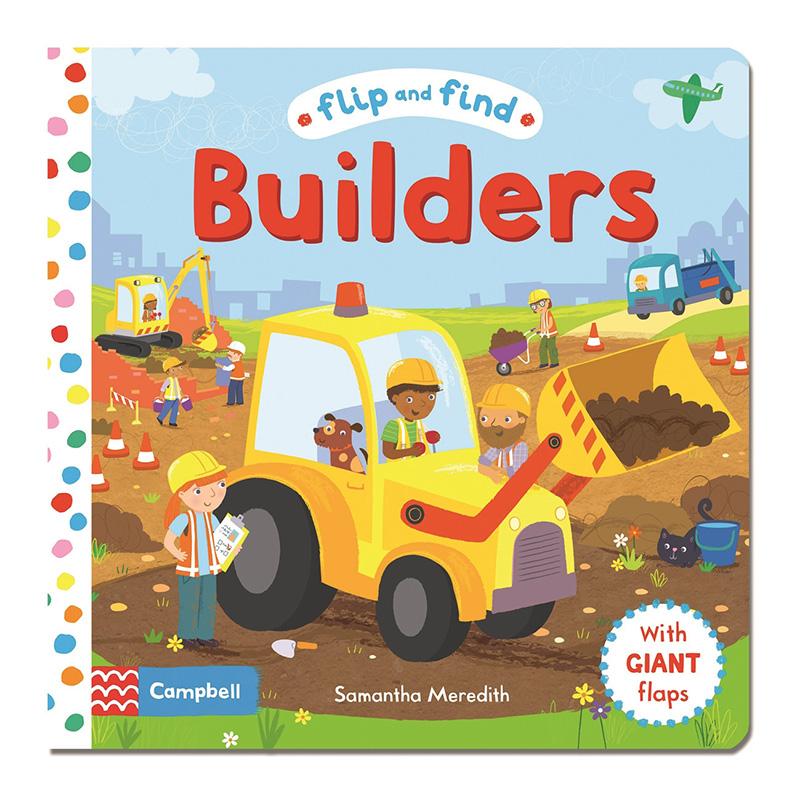 Flip and Find Builders - Jacket