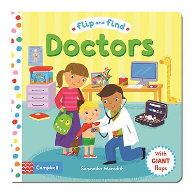 Flip and Find Doctors - Jacket