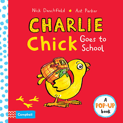 Charlie Chick Goes to School - Jacket