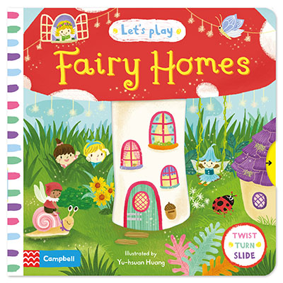 Let's Play Fairy Homes - Jacket