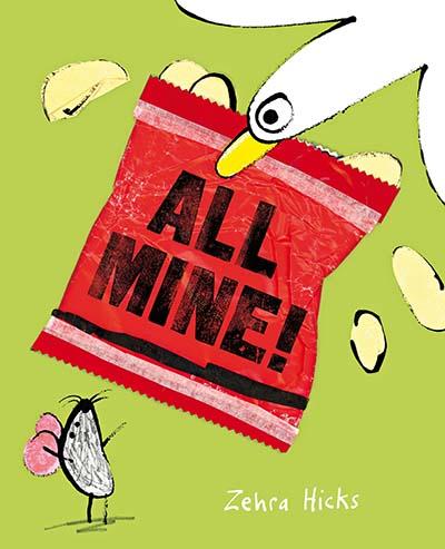 All Mine! - Jacket