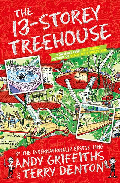The 13-Storey Treehouse - Jacket