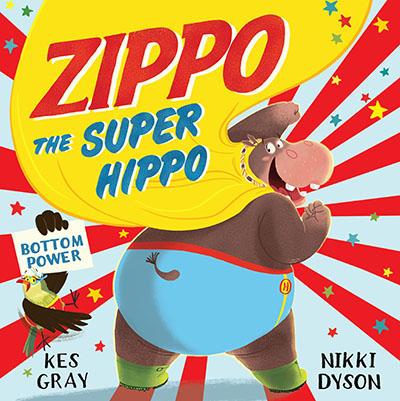 Zippo the Super Hippo - Jacket