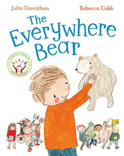 The Everywhere Bear - Jacket