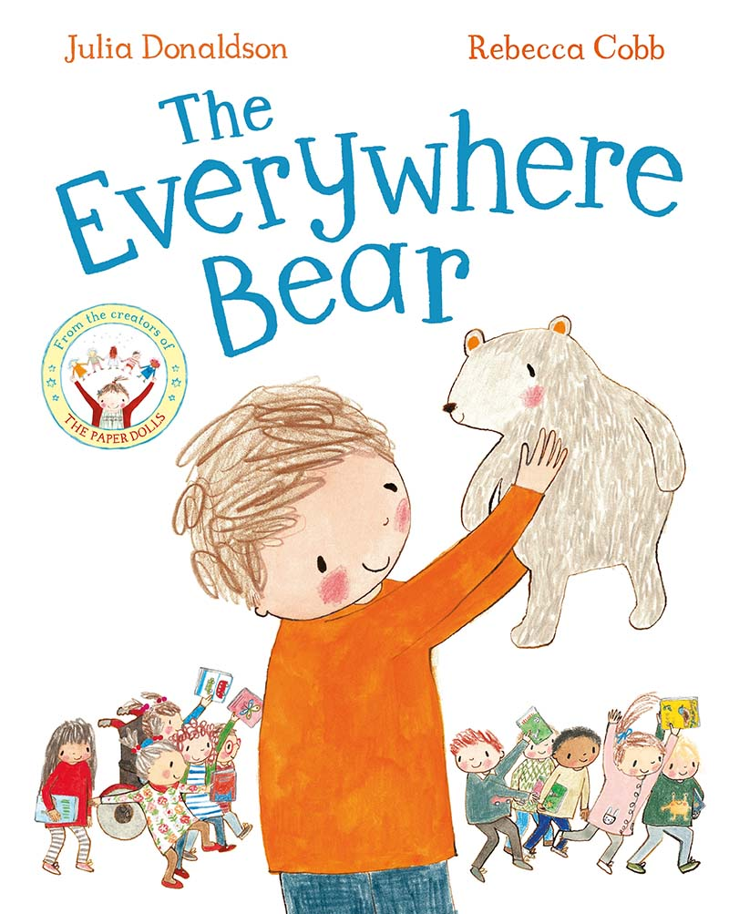 The Everywhere Bear - Jacket