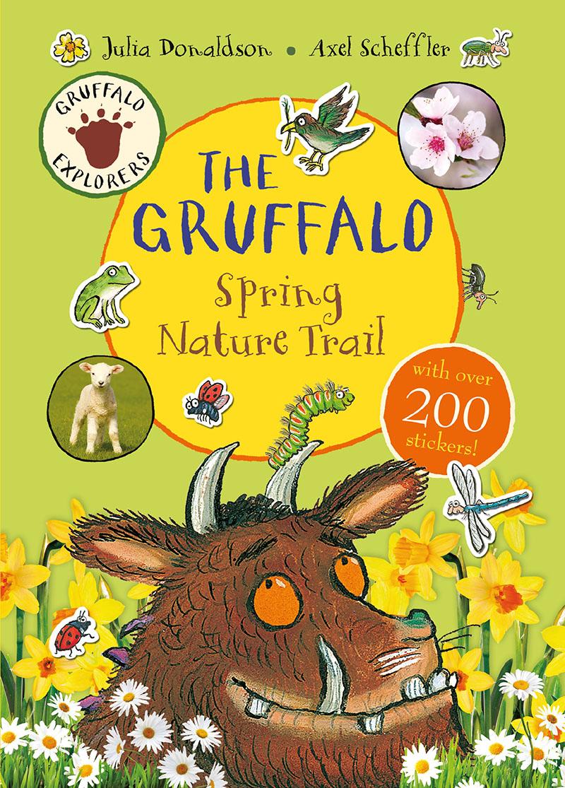 Gruffalo Explorers: The Gruffalo Spring Nature Trail - Jacket