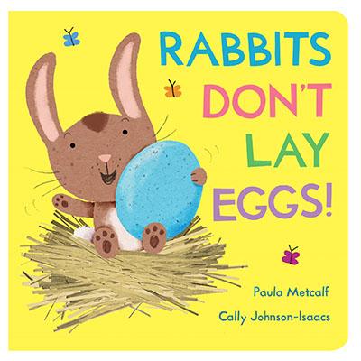 Rabbits Don't Lay Eggs! - Jacket
