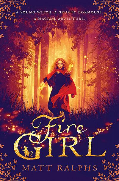 Fire Girl - Jacket