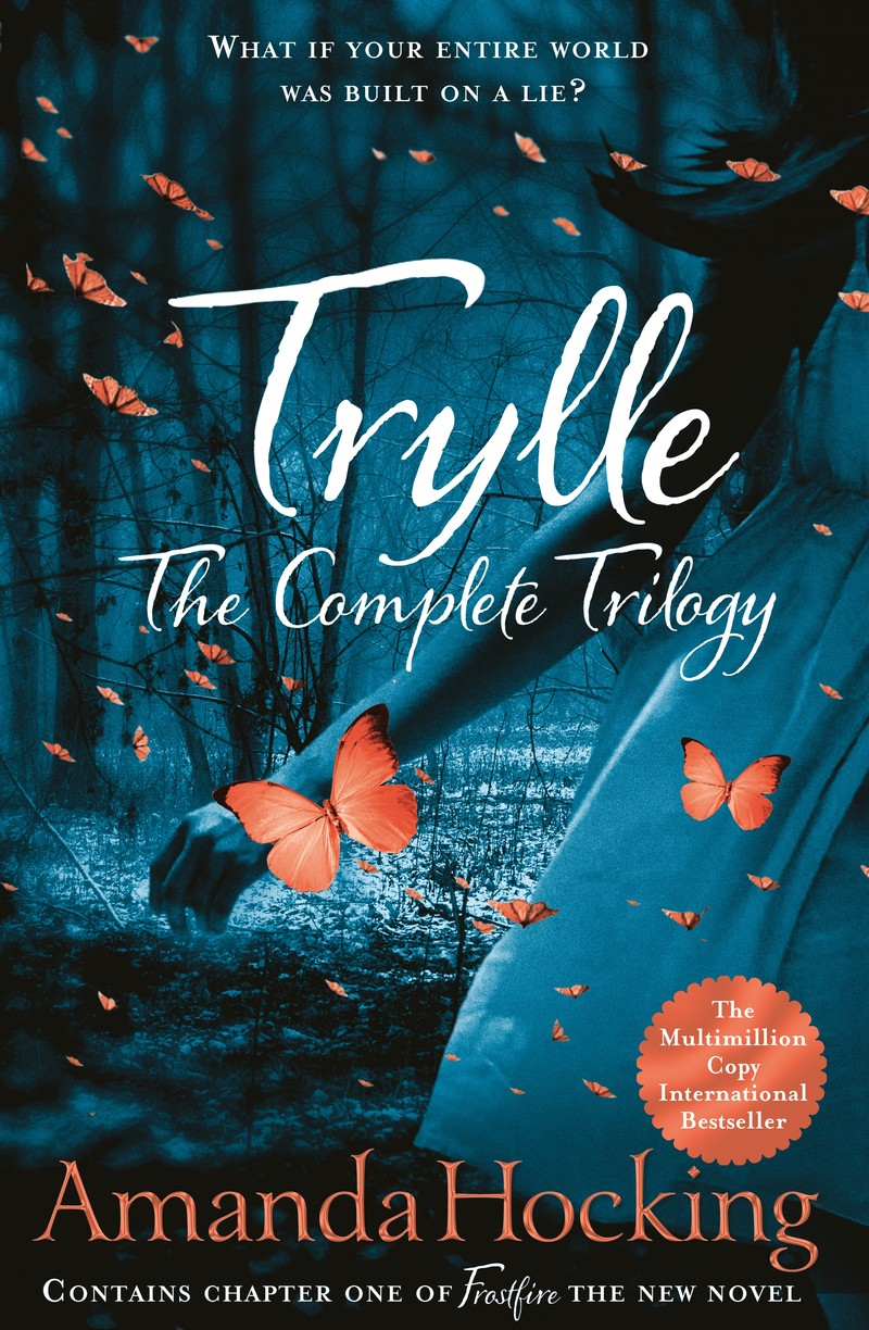 Trylle: The Complete Trilogy - Jacket