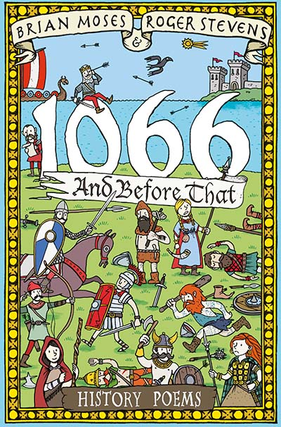 1066 and before that - History Poems - Jacket