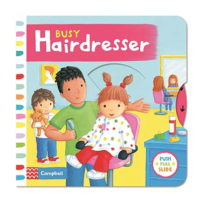 Busy Hairdresser - Jacket