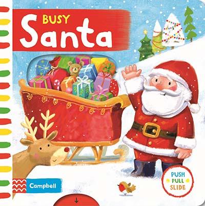 Busy Santa - Jacket