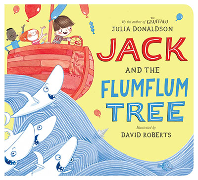 Jack and the Flumflum Tree - Jacket