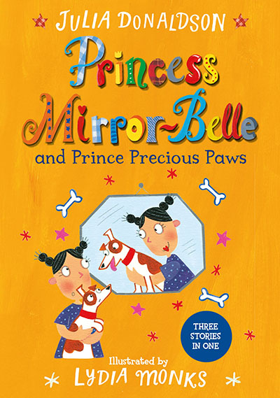 Princess Mirror-Belle and Prince Precious Paws - Jacket