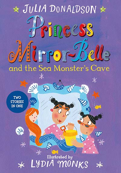 Princess Mirror-Belle and the Sea Monster's Cave - Jacket