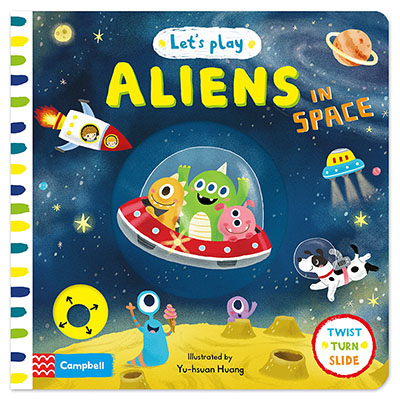 Let's Play Aliens in Space - Jacket