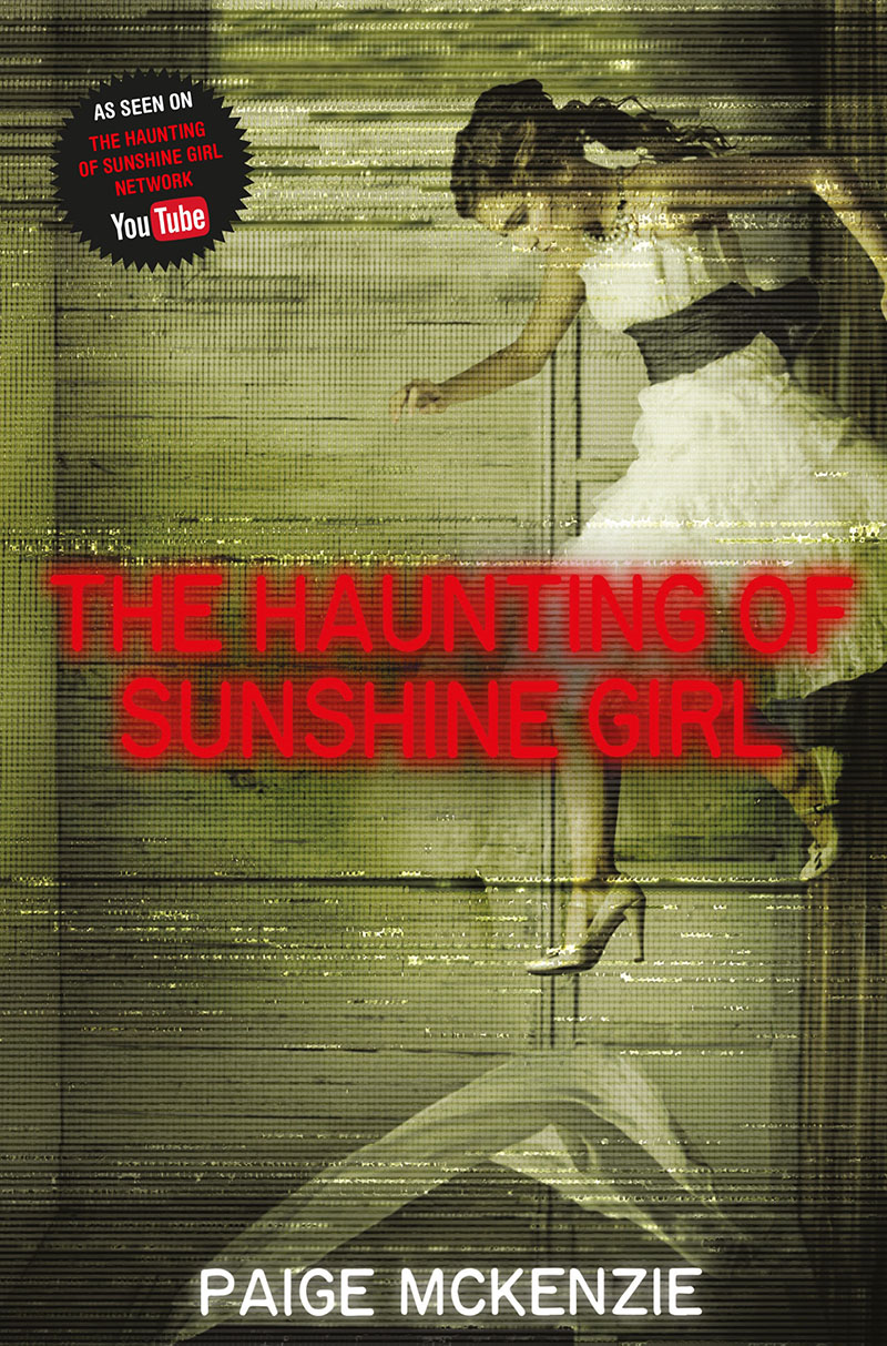 The Haunting of Sunshine Girl - Jacket