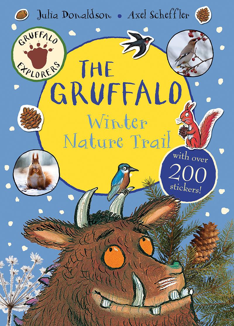 Gruffalo Explorers: The Gruffalo Winter Nature Trail - Jacket