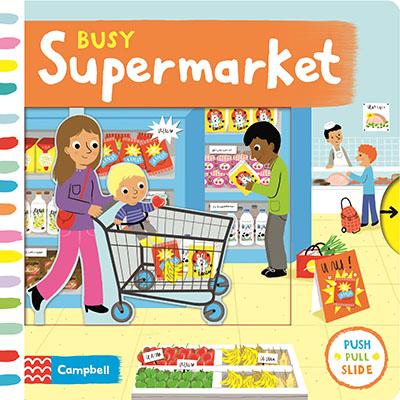 Busy Supermarket - Jacket