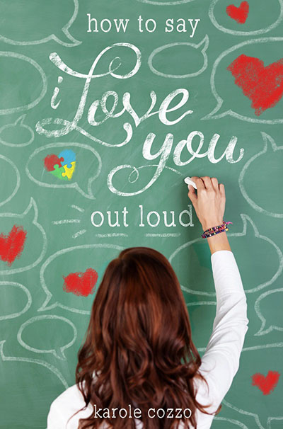 How to Say I Love You Out Loud - Jacket