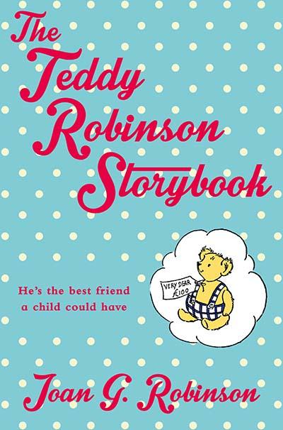 The Teddy Robinson Storybook - Jacket