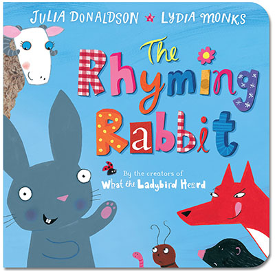 The Rhyming Rabbit - Jacket