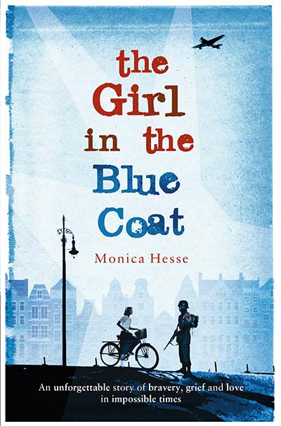 The Girl in the Blue Coat - Jacket