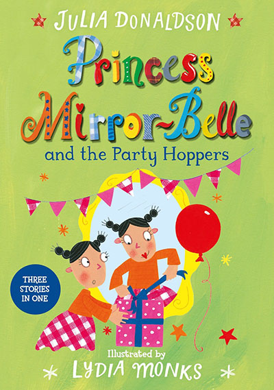 Princess Mirror-belle and the Party Hoppers - Jacket