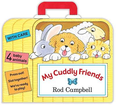 My Cuddly Friends - Jacket