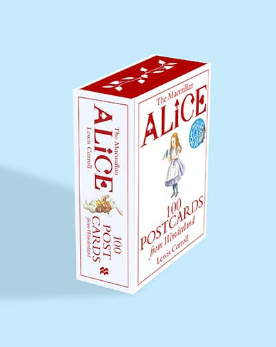 Alice: 100 Postcards from Wonderland - Jacket
