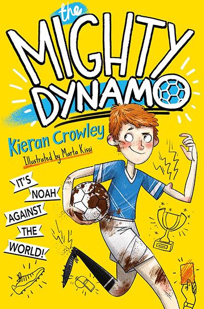 The Mighty Dynamo - Jacket