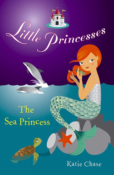 Little Princesses: The Sea Princess - Jacket