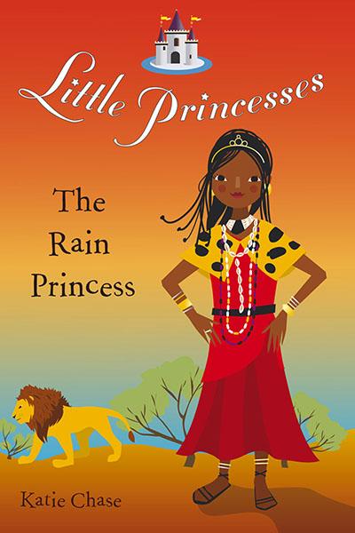 Little Princesses: The Rain Princess - Jacket