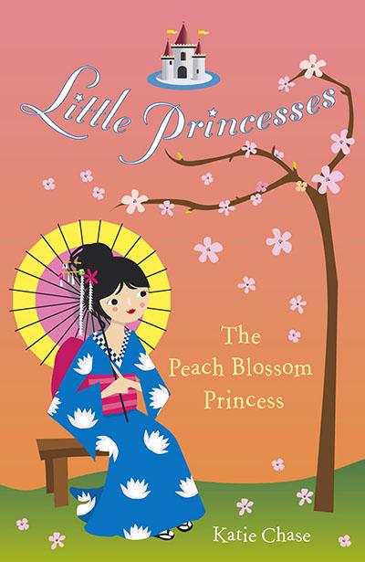 Little Princesses: The Peach Blossom Princess - Jacket