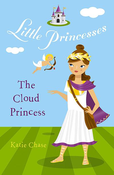 Little Princesses: The Cloud Princess - Jacket