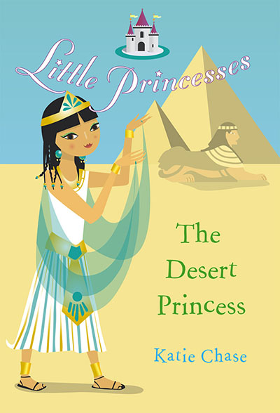 Little Princesses: The Desert Princess - Jacket