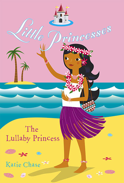 Little Princesses: The Lullaby Princess - Jacket