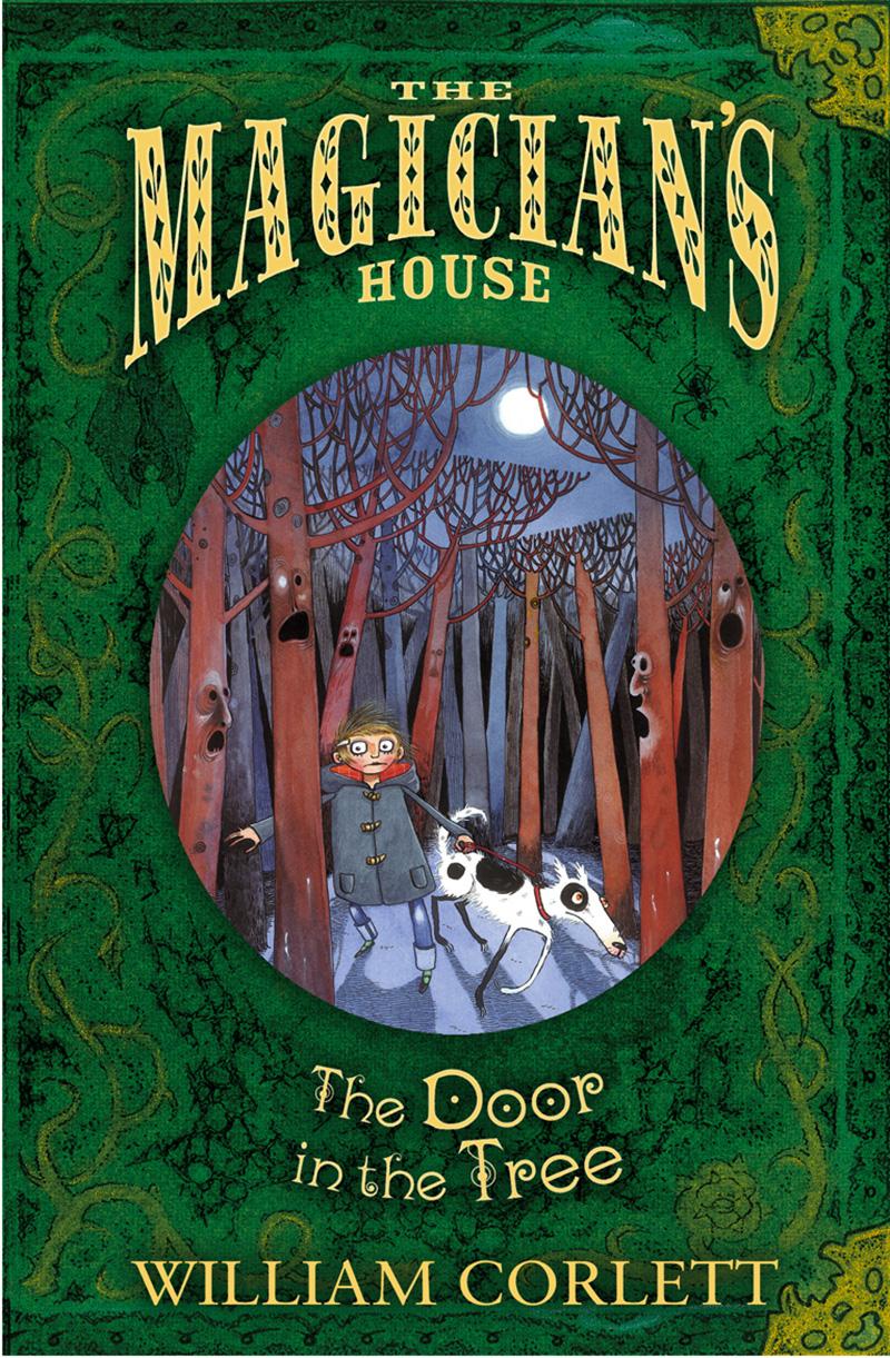 The Door In The Tree - Jacket