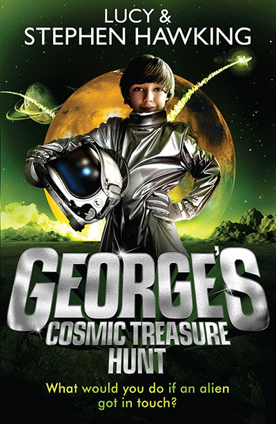 George's Cosmic Treasure Hunt - Jacket
