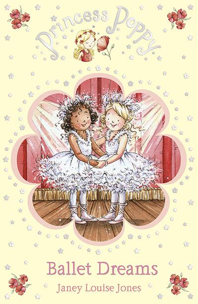 Princess Poppy: Ballet Dreams - Jacket