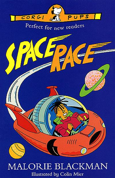 Space Race - Jacket