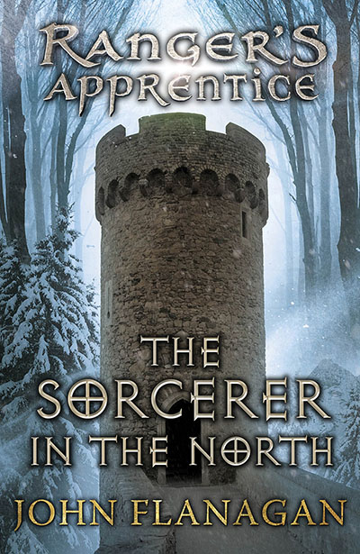 The Sorcerer in the North (Ranger's Apprentice Book 5) - Jacket