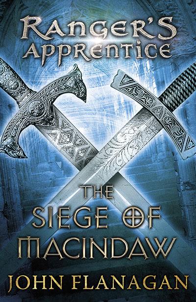 The Siege of Macindaw (Ranger's Apprentice Book 6) - Jacket